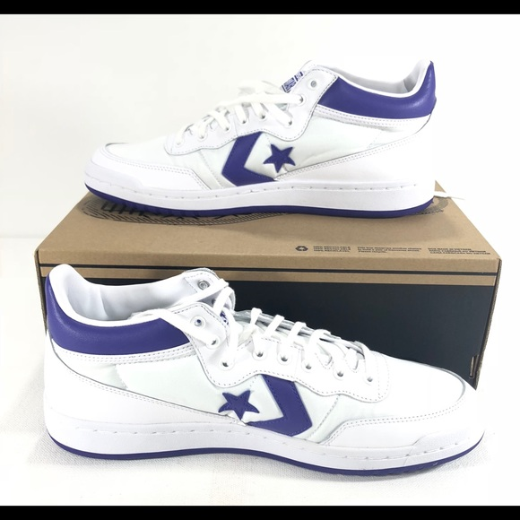 378238657c1a11 Converse Fastbreak 83 Mid LA Lakers Mens Size 10